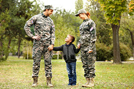 Oceanside Military Child Custody Lawyer William C. Halse